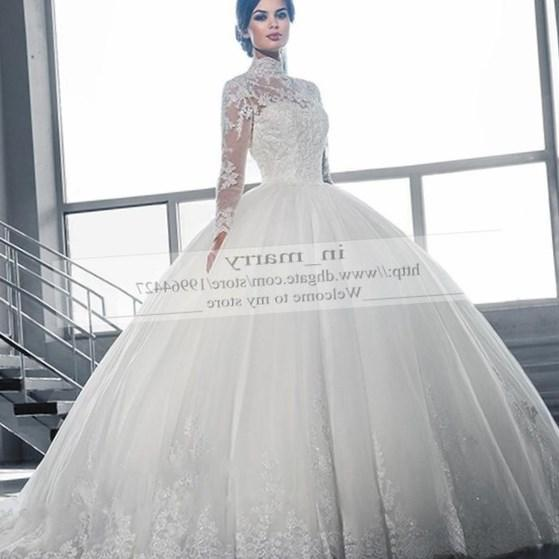 Plus size princess wedding dresses - PlusLook.eu Collection