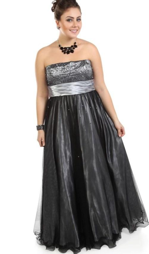 Debs Plus Size Short Prom Dresses - Plus Size Tops