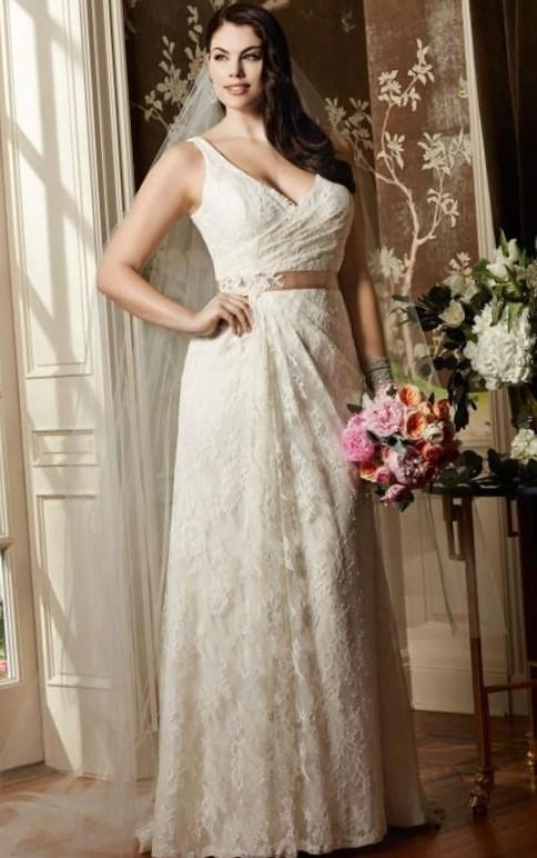 Flattering Wedding Dresses 71