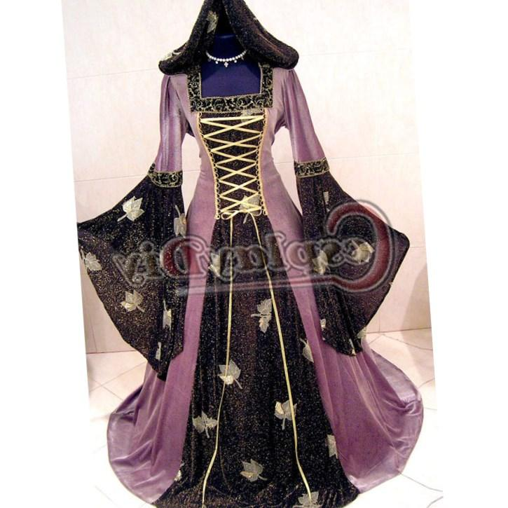 Medieval Dress Plus Size