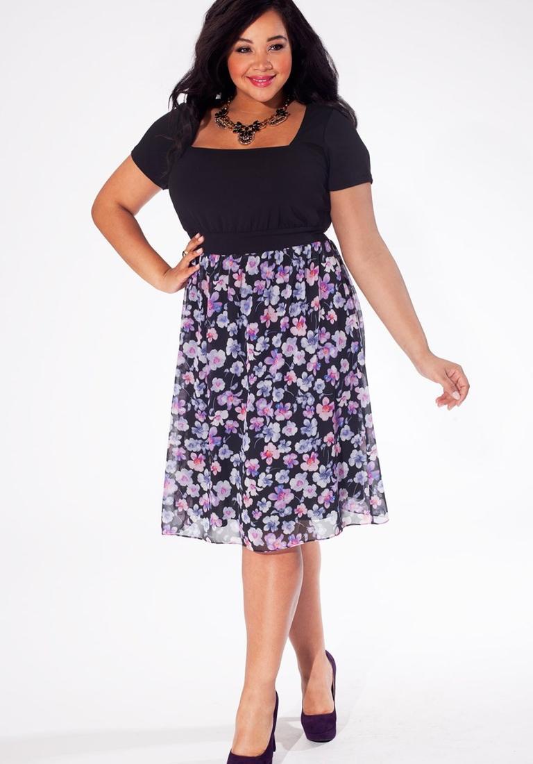 Plus Size Urban Dresses Pluslook Collection