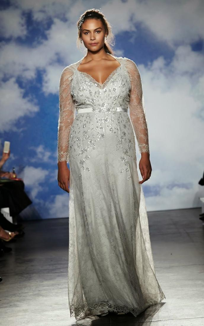 Wedding Dresses For Non Traditional : Non traditional plus size wedding dresses pluslook eu collection