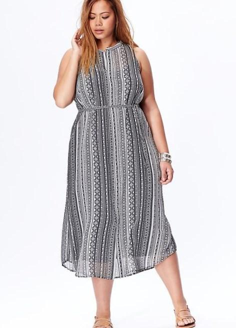 Old navy dresses plus size - PlusLook.eu Collection