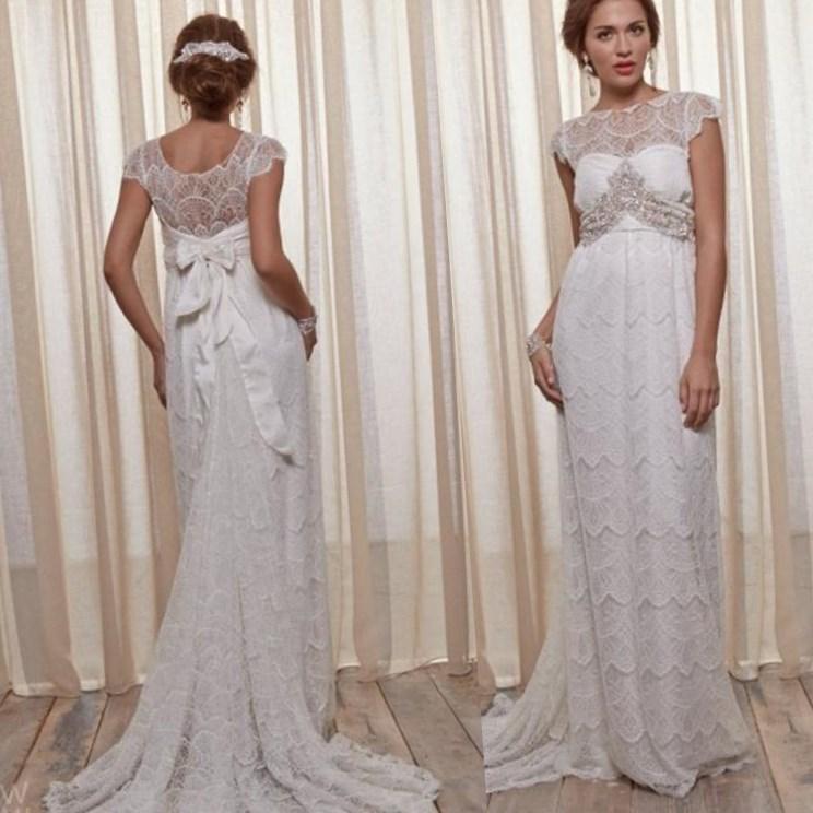 Plus size lace wedding dresses cheap collection for Cheap plus size lace wedding dresses