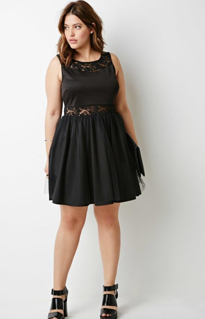 Pretty Forever 21 Plus Size Cocktail Dresses Images Wedding Dress