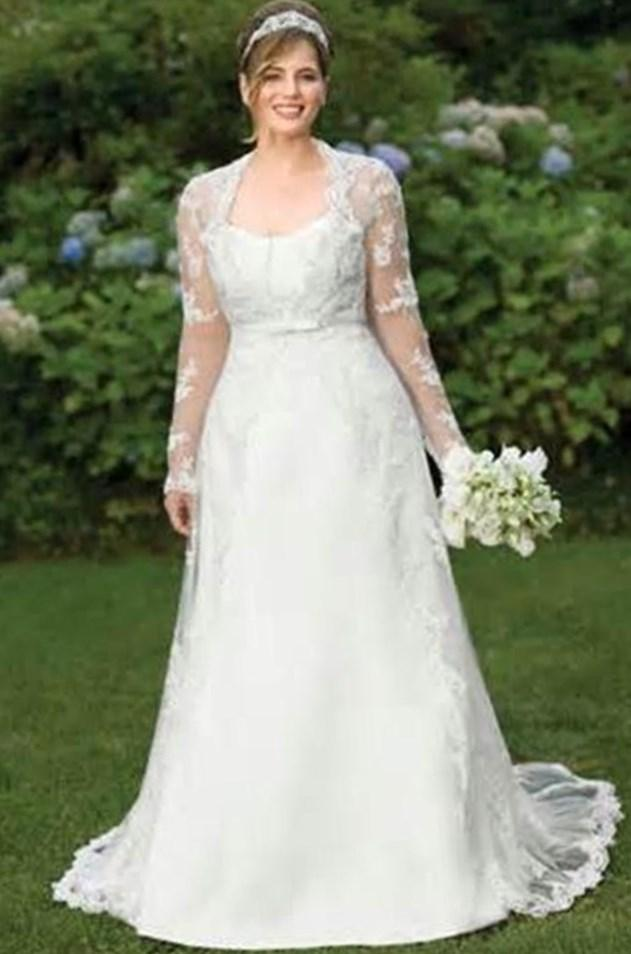 Vintage style plus size wedding dresses for Vintage wedding dresses plus size