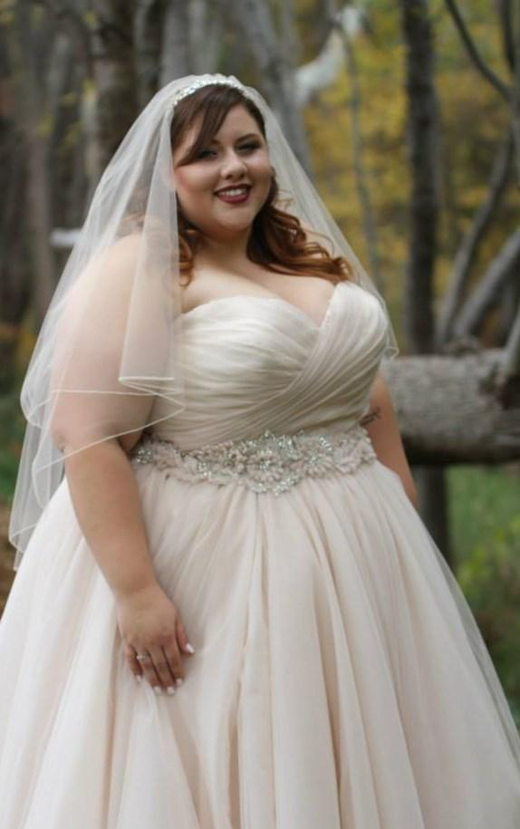 Plus Length Attire Downtown L A Fashion 2017 Plus Size Wedding