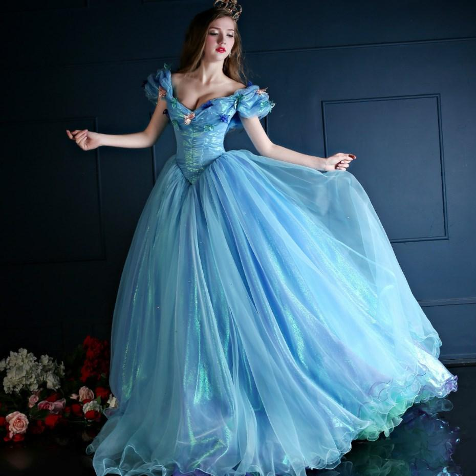 Plus Size Cinderella Prom Dresses Pluslook Collection