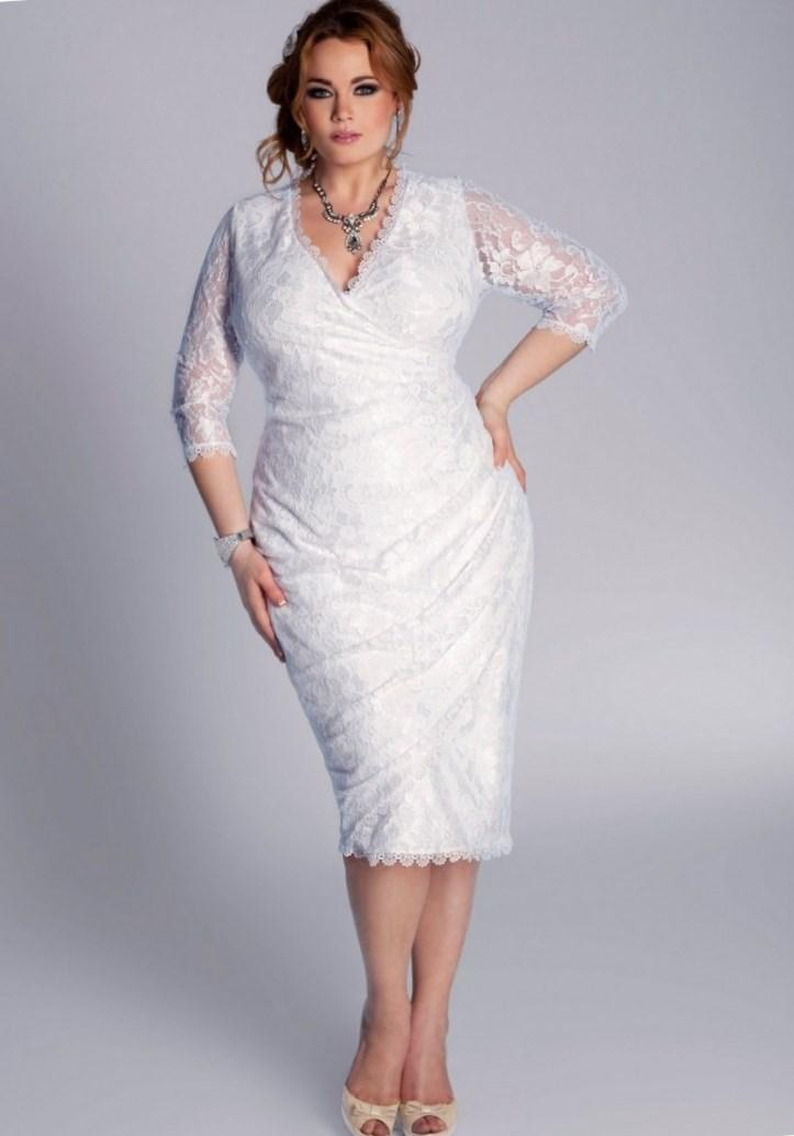 Image detail for -dress and plus size wedding gown great fits and style for curvy women Summer Fashion, Curvy Girl, Plus Size Wedding Gown, Fashion Top,