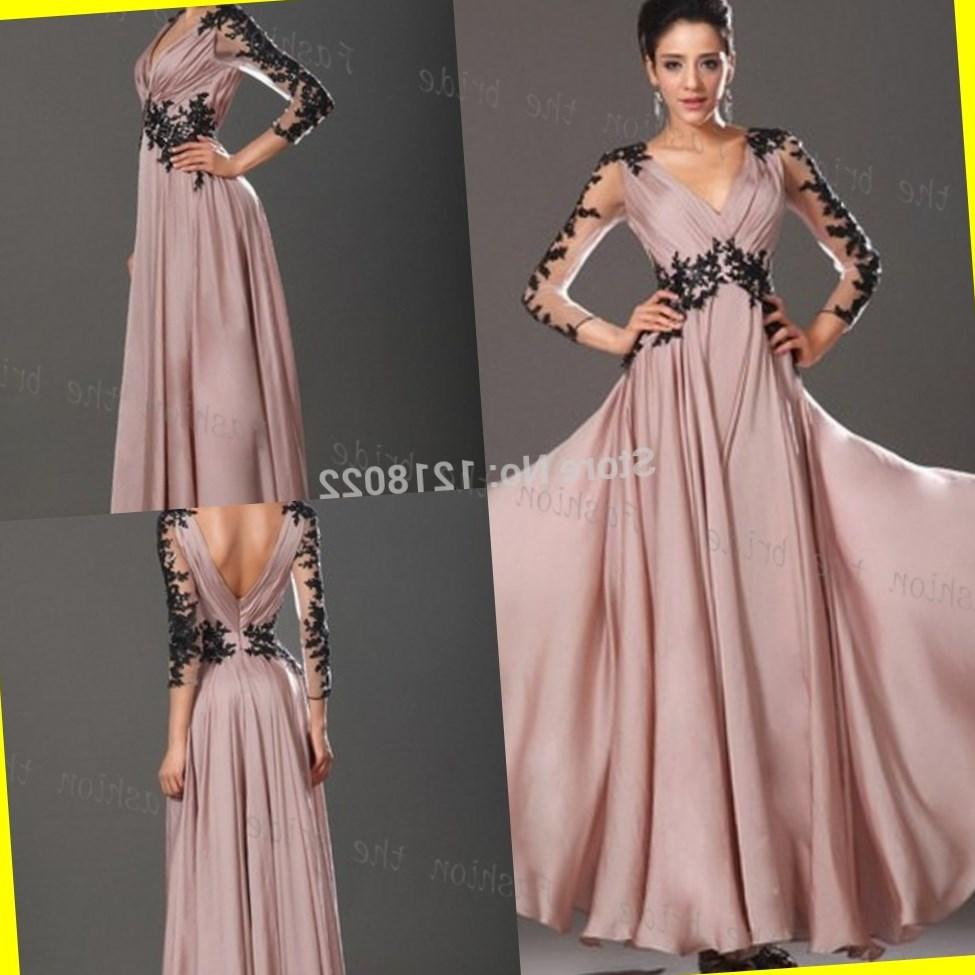 Prom Dress Patterns and Designs