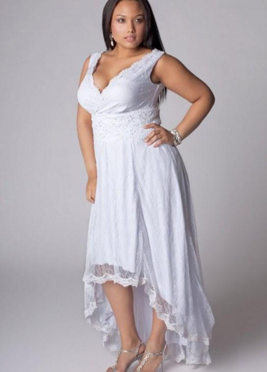 Tropical Beauty Plus Size Maxi Dress - Plus Size Dresses by IGIGI