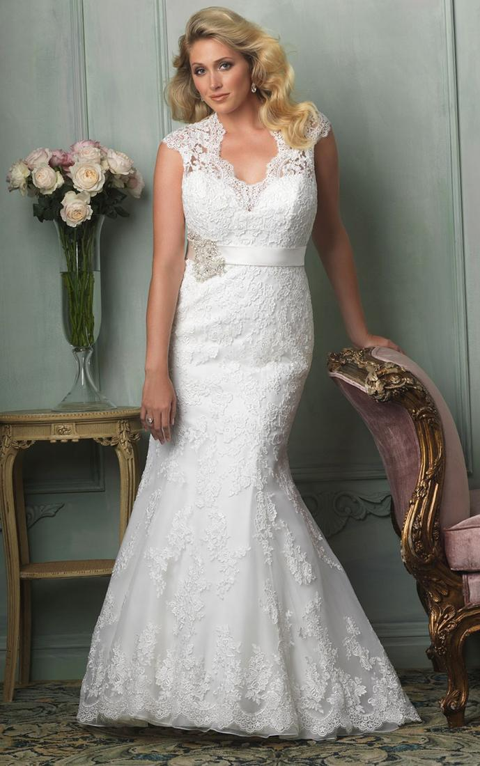 Best Wedding Dress Style For Plus Size Pluslook Collection