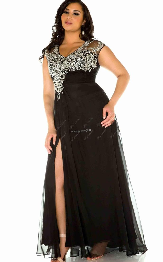 Sexy Evening Dresses Plus Size Plus Size Prom Dresses