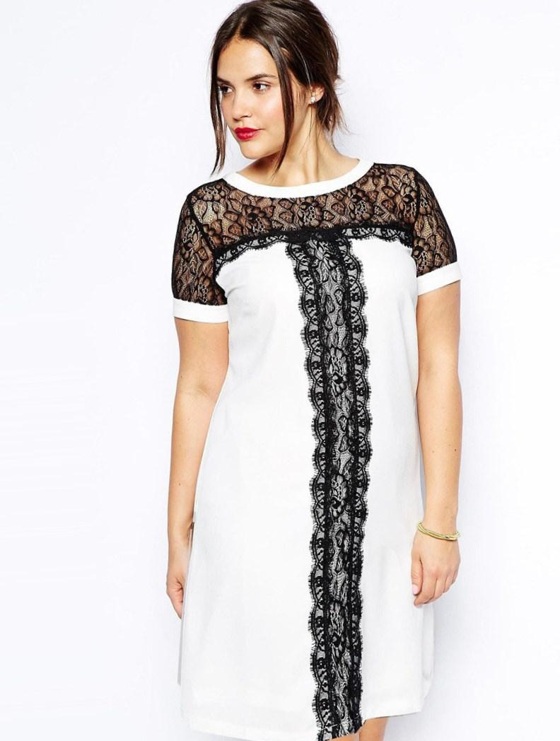 Party dresses plus size ladies - PlusLook.eu Collection
