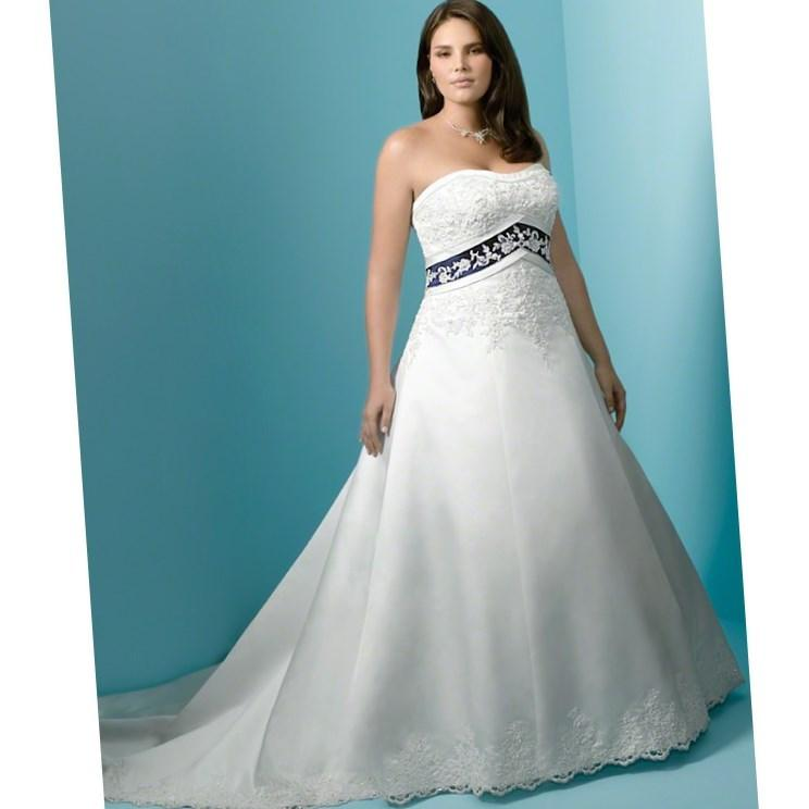 Plus size hawaiian wedding dresses - PlusLook.eu Collection