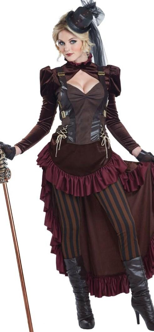 Plus Size Steampunk Clothing Corset Corpet Black Red Brown Corsets And Bustiers Espartilhos Corset Top