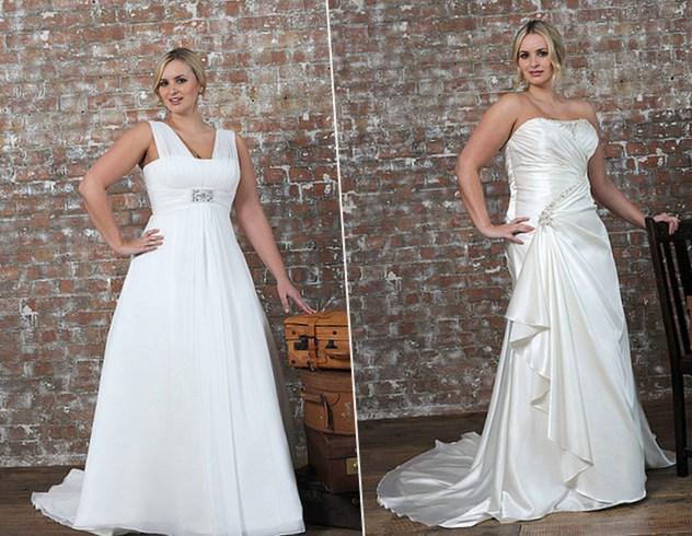 David S Bridal Wedding Gowns: David Bridal Bridesmaid Dresses Plus Size