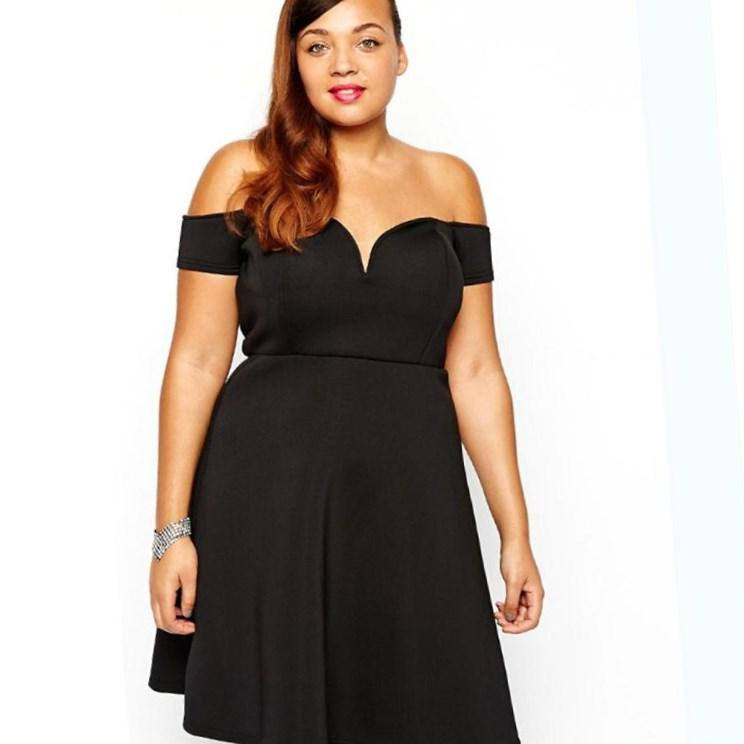 Black Dresses For Plus Size Women Re Re