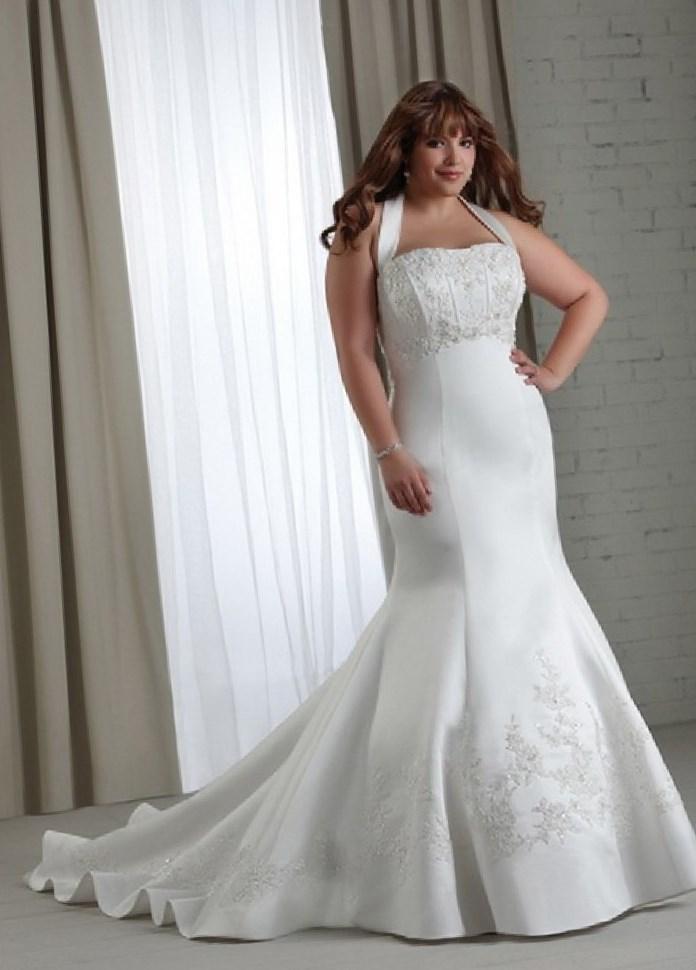 Plus Size Wedding Dresses Under 100 – Wedding Image Idea ...