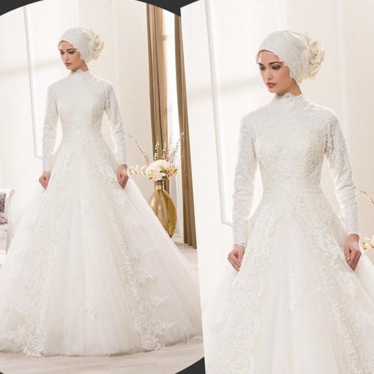 Modern Winter Wedding Dresses : Plus size wedding dresses a line chiffon modern winter princess v