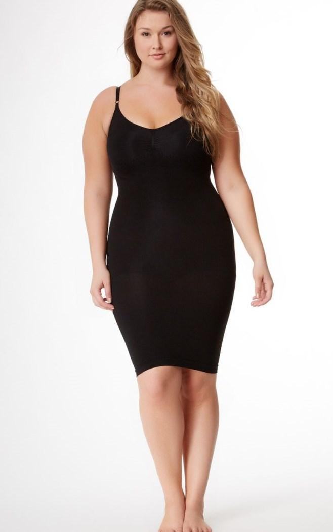 Plus size nordstrom dresses collection for Plus size shapewear for wedding dresses
