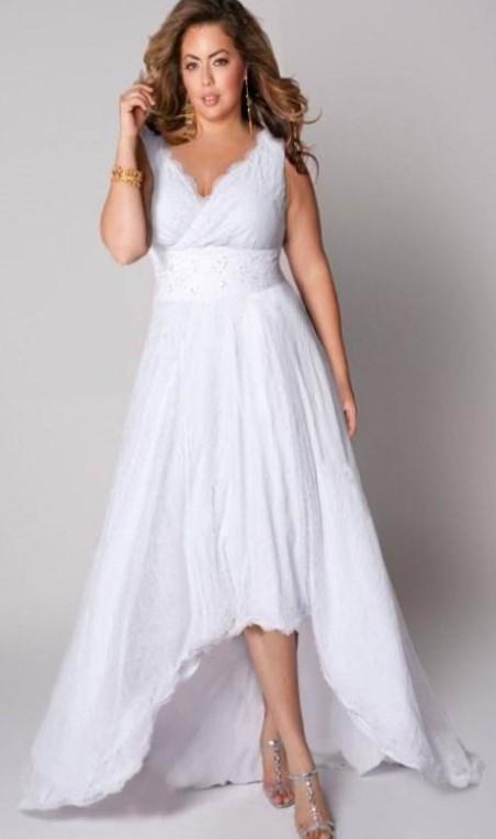 Plus size wedding dresses under 100 - PlusLook.eu Collection