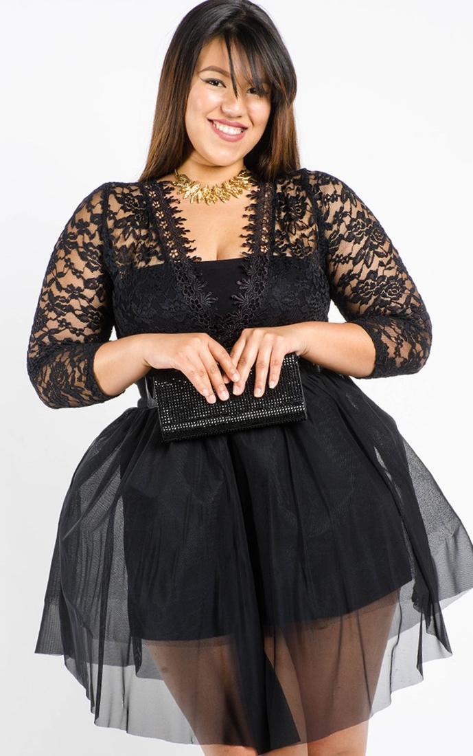 Plus Size Romper Dress Pluslook Eu Collection