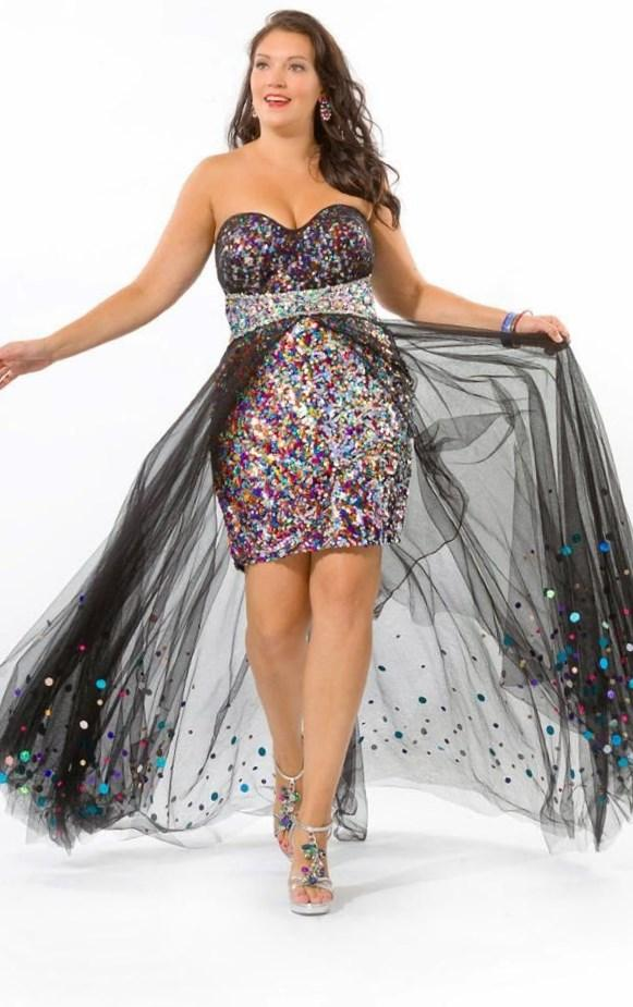 Dresses For Plus Size Hourglass Figure Pluslook Collection