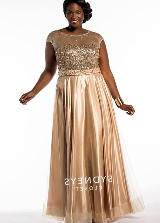 Girl Plus Size Graduation Party Dresses - Boutique Prom Dresses