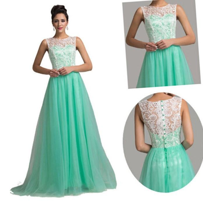 Green Strapless Sweetheart Plus Size Chiffon Dress