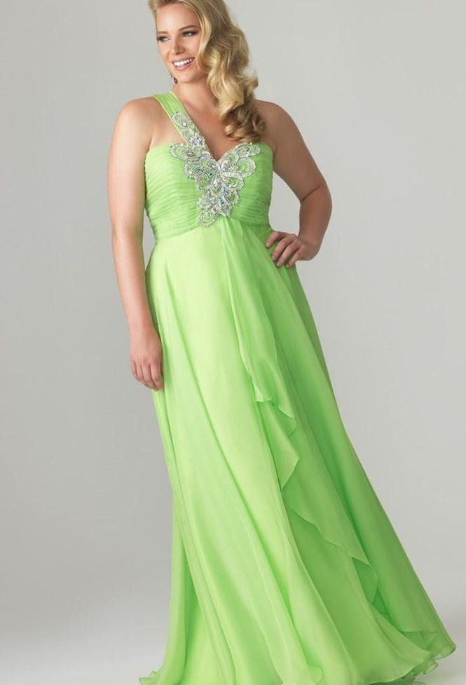 Lime Green Plus Size Prom Dresses Eligent Prom Dresses
