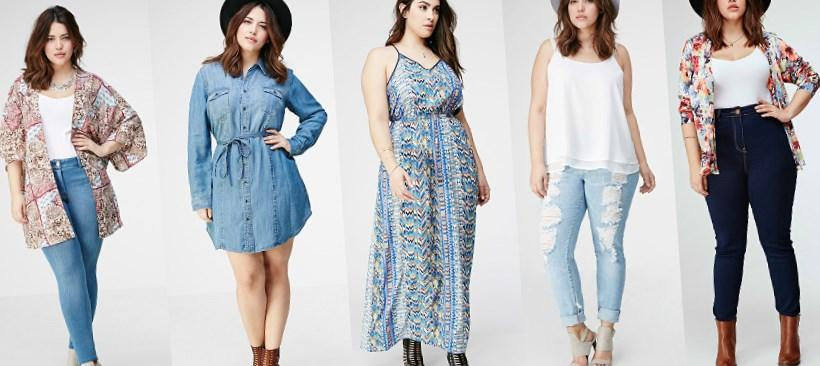 dresses for plus size teenagers - pluslook.eu collection