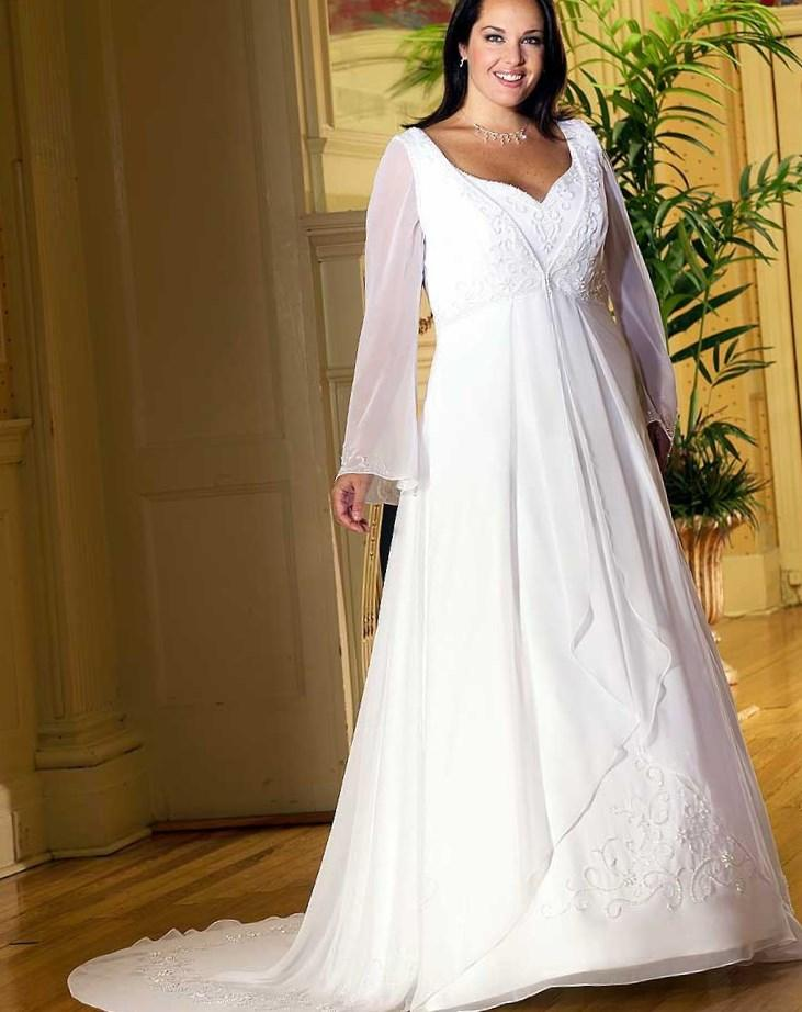Ideas To Look Good In A Plus Size Wedding Dresses Best Wedding Decor