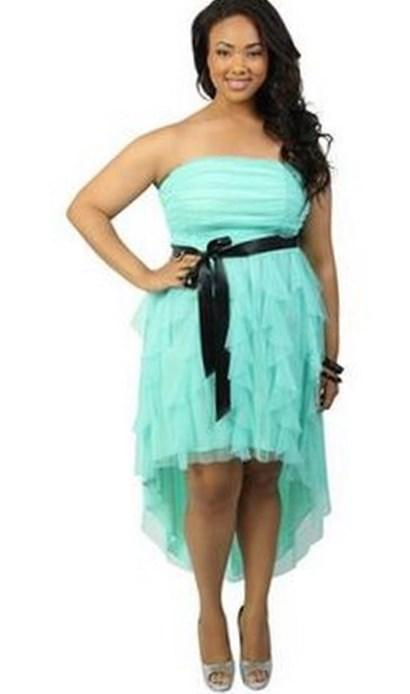 Plus size club dresses for juniors - PlusLook.eu Collection
