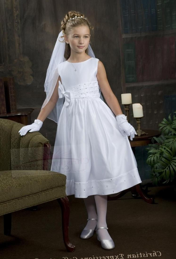 it comes to First Communion dress sizes. For Taller and Bigger Girls
