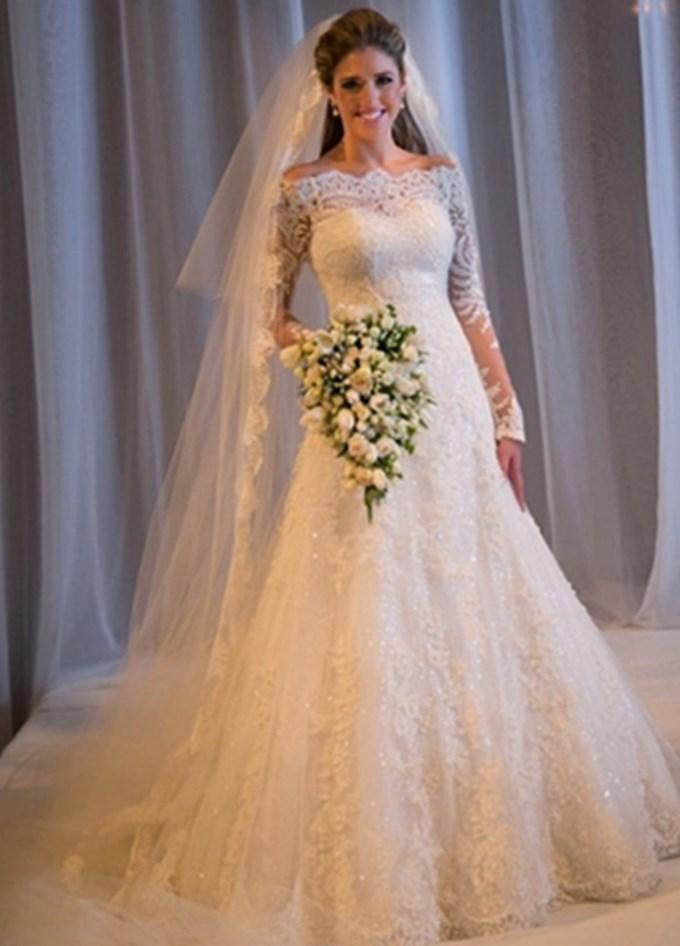 Plus Size Lace Wedding Dresses The Wedding Design Guide