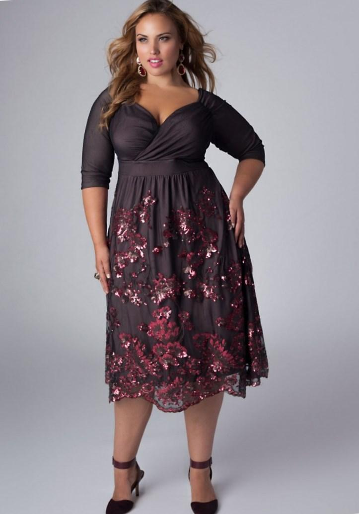 Empire dresses plus size