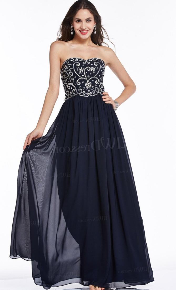 Royal Blue Sweetheart Women Prom Dresses Two Tones High Side Slit Court Train Beads Long Prom Gowns Party Dress