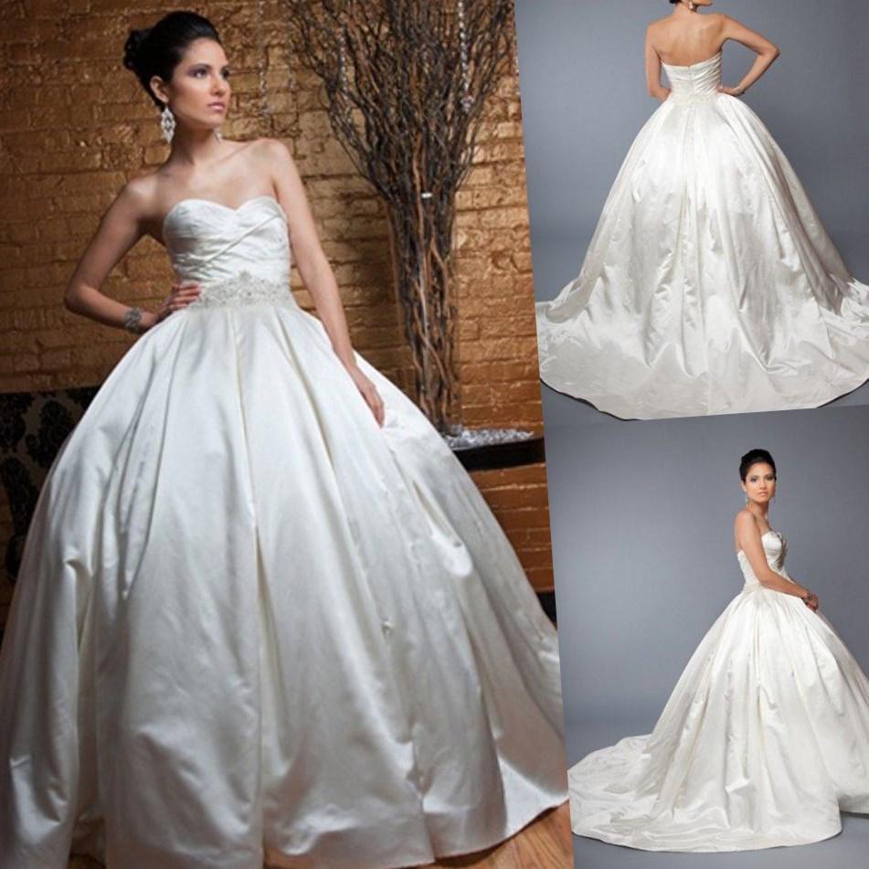 Corset Wedding Dresses Plus Size Collection