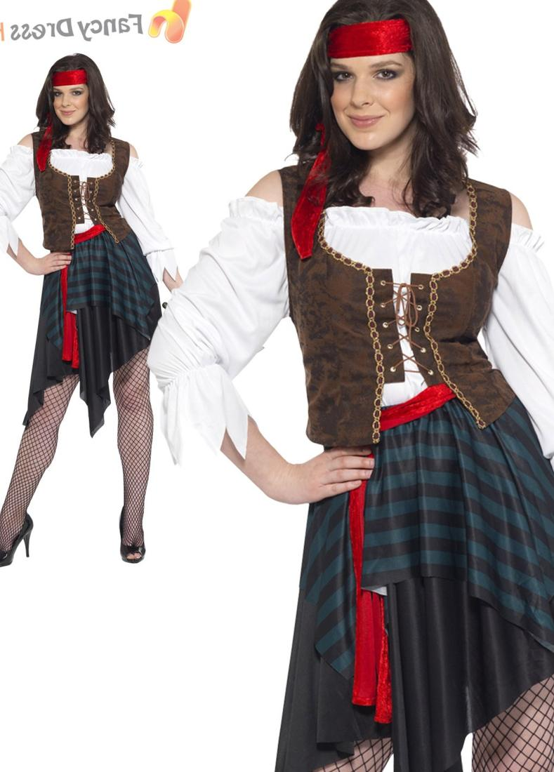Plus Size Pirate Fancy Dress