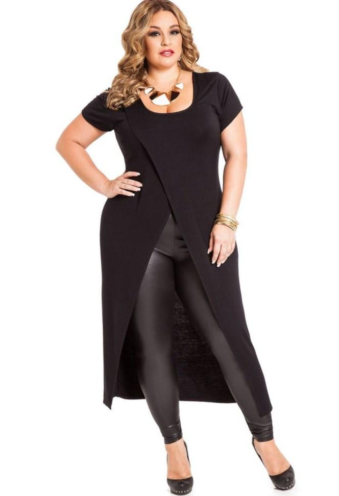 Holiday clothes for plus size women