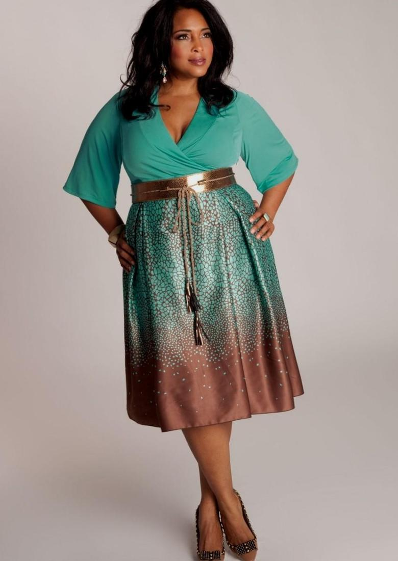 Plus sized ladies fashions 15