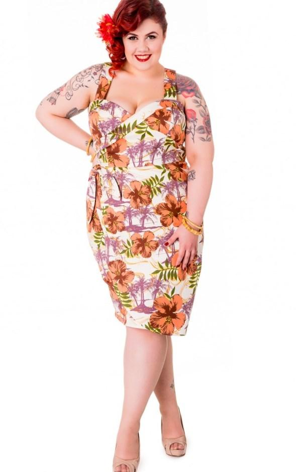 Plus Size Hawaiian Outfits | cabeqq.com