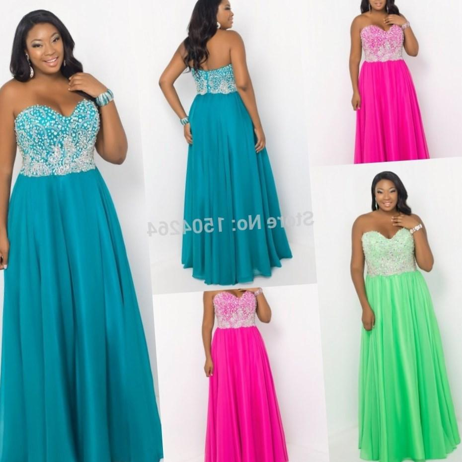 Plus size long prom dresses - PlusLook.eu Collection
