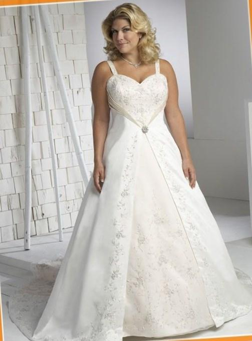 Cheap Plus Size Wedding Dresses | plus size wedding dresses under 100 dollars discount plus size