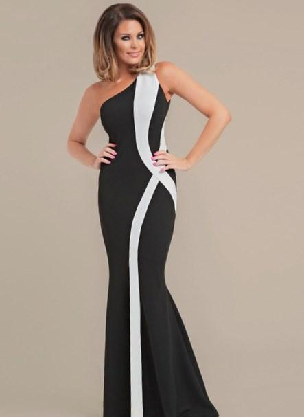 R70177 Online clothing shop 2016 casual plus size women maxi dress unique design one shoulder summer