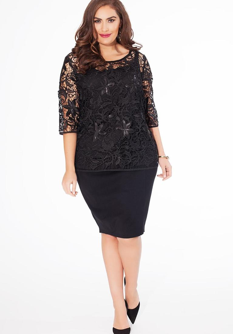 Best Dress Styles For Plus Size Pluslook Eu Collection