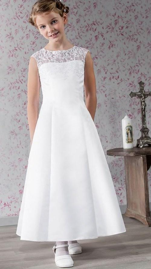 Sophisticated Communion Dress Emmerling 70139 - Age 8 years 10 Years - 1st Communion dress -