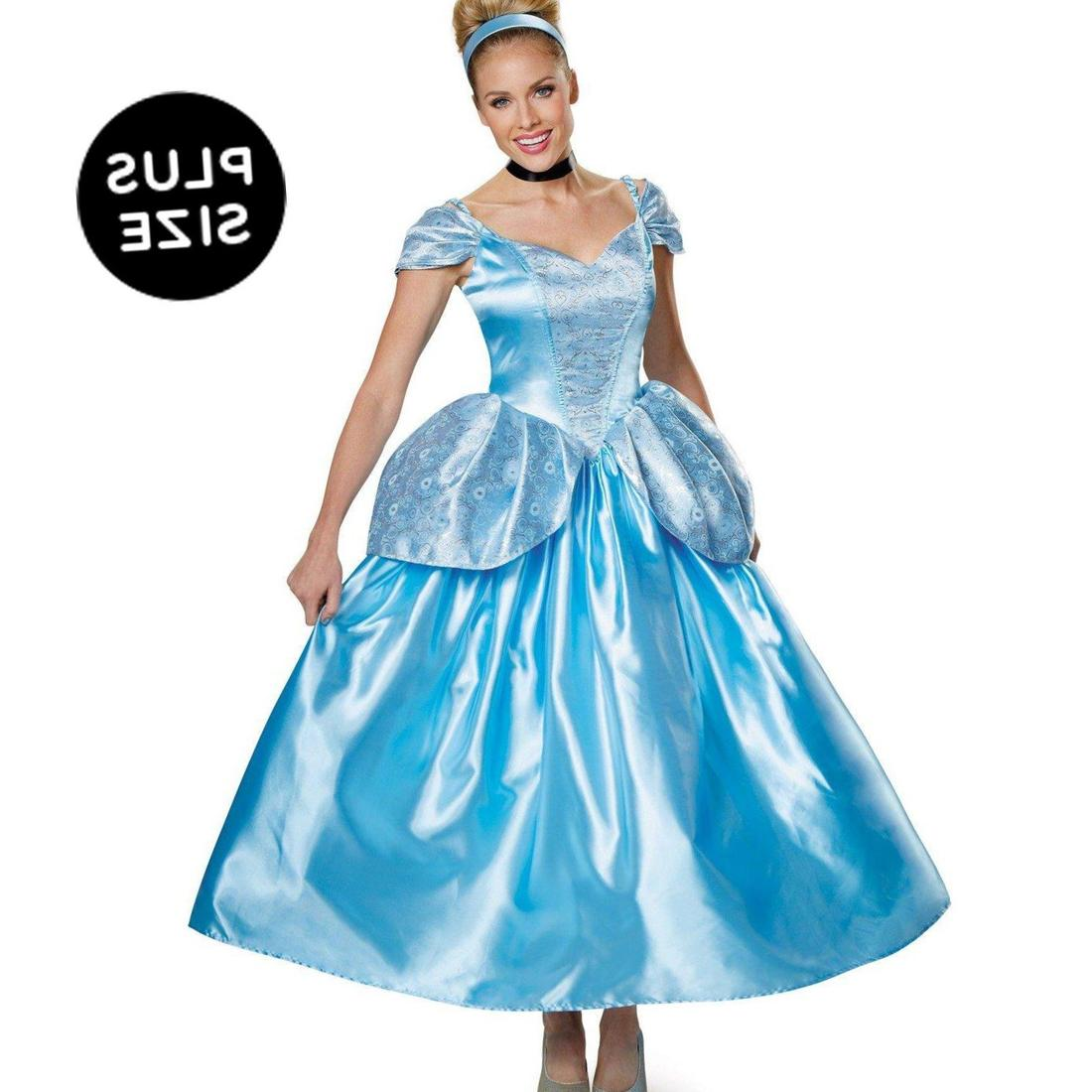 Plus size disney fancy dress - PlusLook.eu Collection