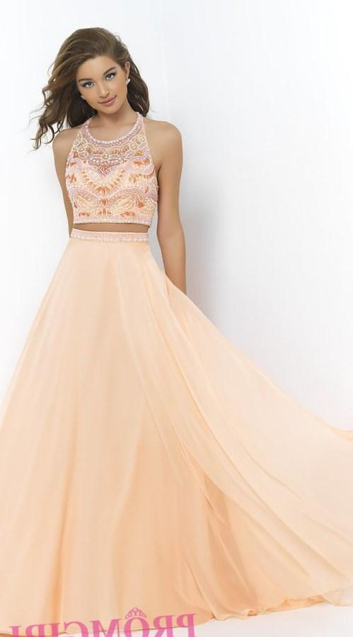 Blush 9056W Beaded Plus Size Evening Gown SALE